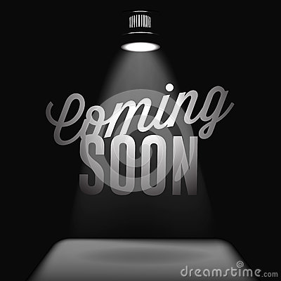 Free Coming Soon, Sale Poster Royalty Free Stock Photo - 34818795