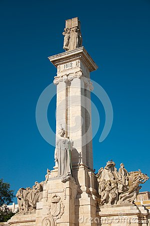 Commemoration of the first Spanish constitution