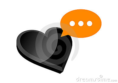 Commenting Heart