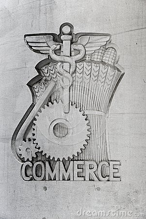Commerce emblem