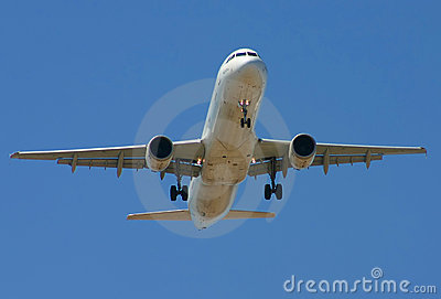 Commercial aircraft