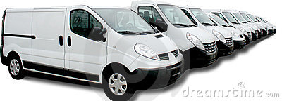 Commercial car fleet