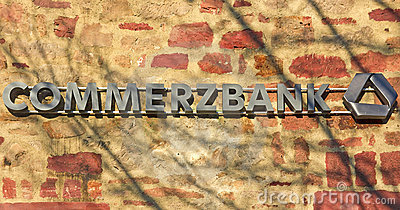 Commerzbank AG Editorial Image