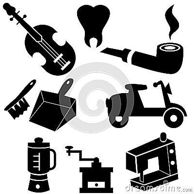 Common Object Set