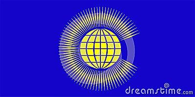 Commonwealth organization sign
