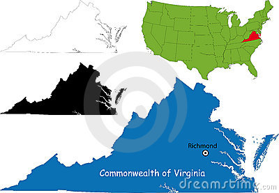 Commonwealth of Virginia, USA