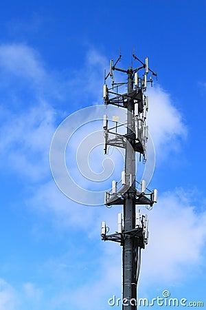 Communication Antenna Tower