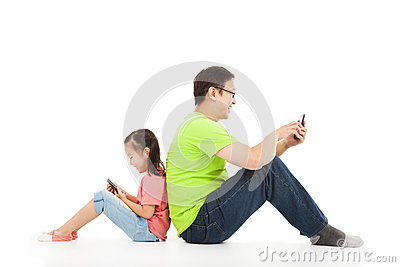 Communication between father and child