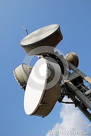 Communication Gsm, Umts e Hsdpa tower