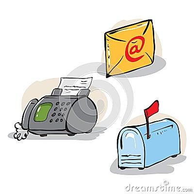 Communication objects set