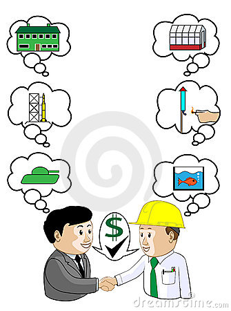 Communications Problem Illustration : Dreamstime