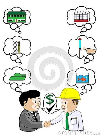 Communications Problem Illustration : Dreamstime