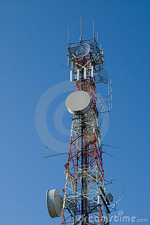 Communication tower #2
