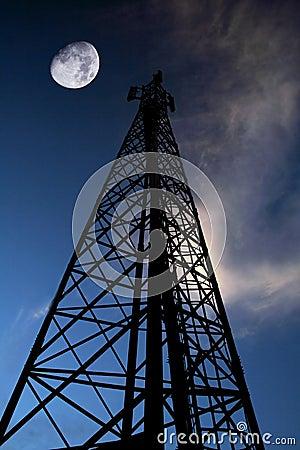 Free Communication Tower Stock Photo - 2838680
