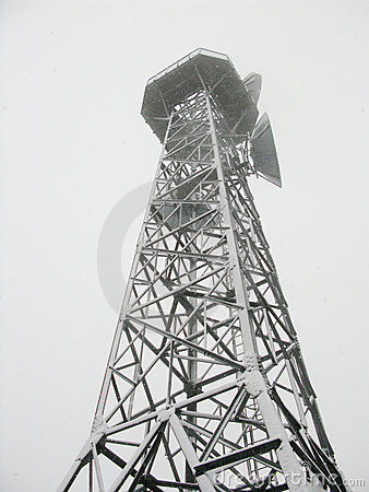 Free Communication Tower Stock Photos - 4706103