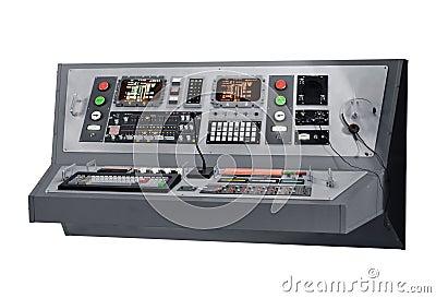 Communications equipment panel