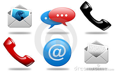 Communications icons 01