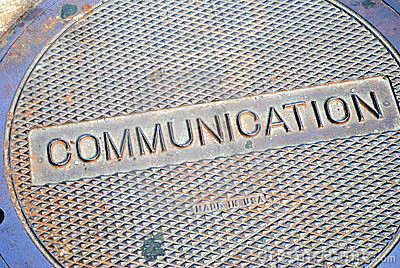Communications Manhole