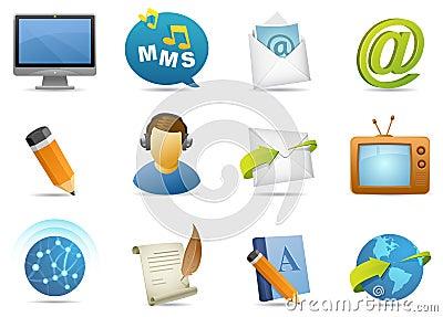 Communicatons icon #1