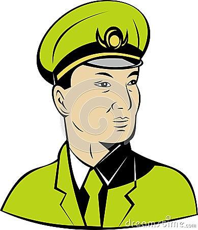 Communist  Chinese general