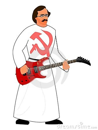 Communist musician