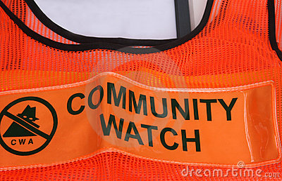 Community Watch Vest