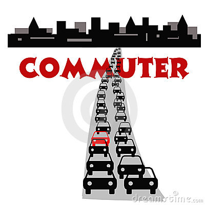 Commuter city