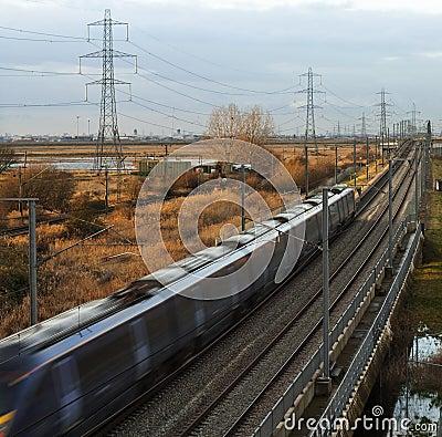 Commuter Rail System