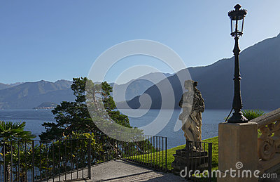 Como Lake - Villa Balbianello