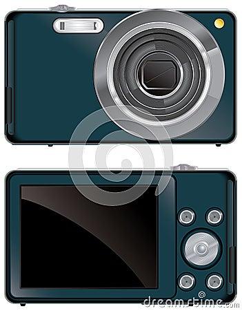 Free Compact Digital Camera Stock Photos - 21829513