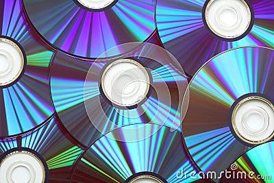 Compact disc dvd