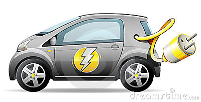 Compact Electric Car