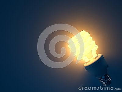 Compact Florescent Lightbulb