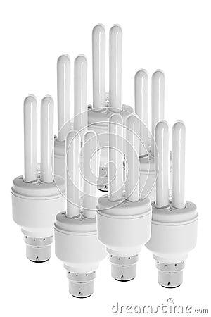 Compact Fluorescent Lightbulbs