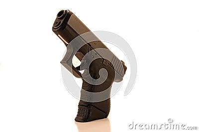 Compact gun