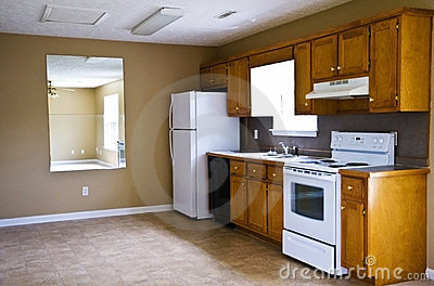 Compact Kitchen/Small House