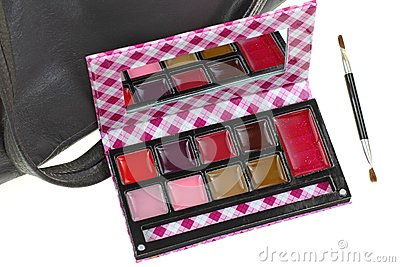 Compact Lip Gloss Set