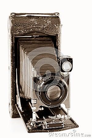 Compact Vintage Camera