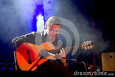 Company flamenco Nino de Pura Editorial Stock Photo