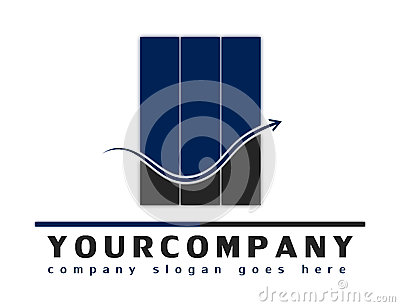 Company logo for any consulting business