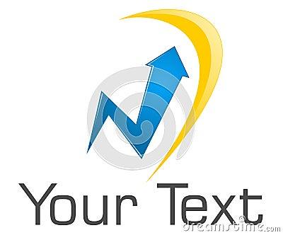 Company logo - investing