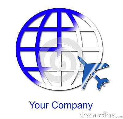 Company logo - Travel World