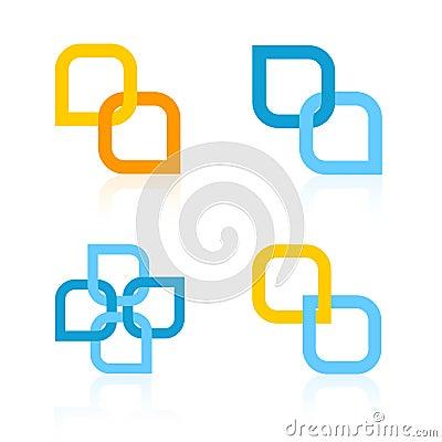 Free Company Logos Royalty Free Stock Photo - 5160475