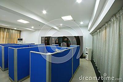 Company tidy office