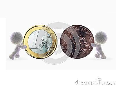 Comparison of currencies