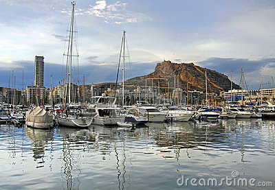 Compartiment de yacht d Alicante