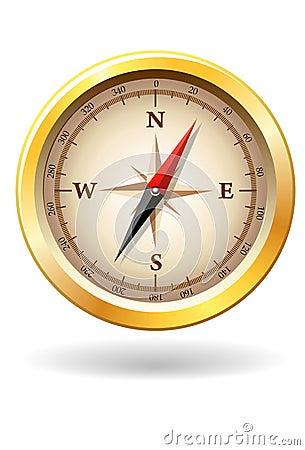 Free Compass Royalty Free Stock Photos - 13318568