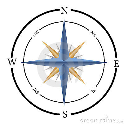 Free Compass Royalty Free Stock Images - 20854009