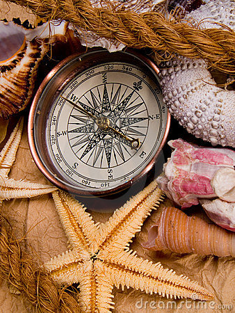 Free Compass Stock Photography - 3239972