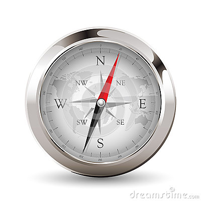 Free Compass Royalty Free Stock Photo - 36242565